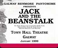 1999 Jack and the Beanstalk