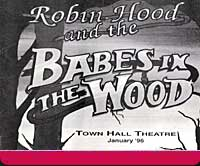1996 - Robin Hood and Babes in Wood