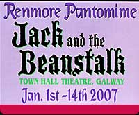 2007 Jack and the Beanstalk